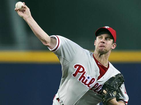 Roy Oswalt Roy Oswalt Went 16-11 For The