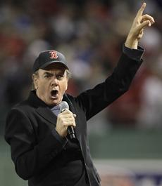 Fenway part of Neil Diamond celebration at Kennedy Center