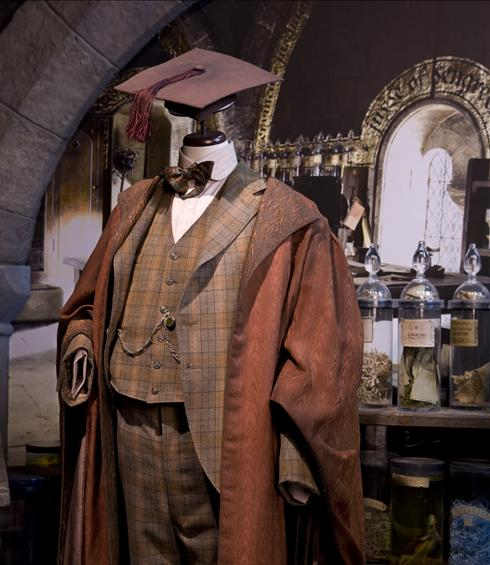 If you'll be in Seattle now through Jan. 30, you can check out costumes and ...