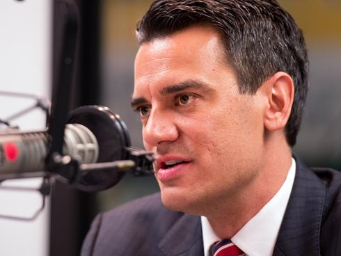 Kevin Yoder's skinny-dip in the Sea of Galilee certainly has made waves.