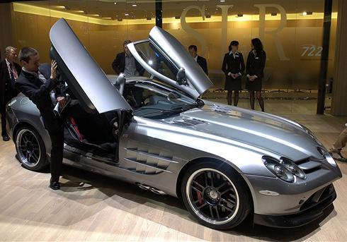 mercedes slr 722 for sale. Mercedes-Benz SLR 722,