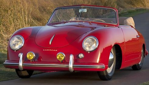 As part of its celebration of 60 years in the U.S., Porsche went looking for