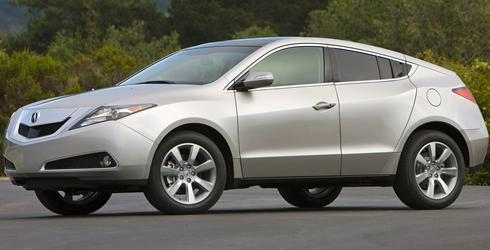 Acura  Forum on Product Editor For Automotive News   Has Found One  The Acura Zdx