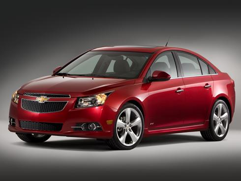 Новый Chevrolet Cruze будут …