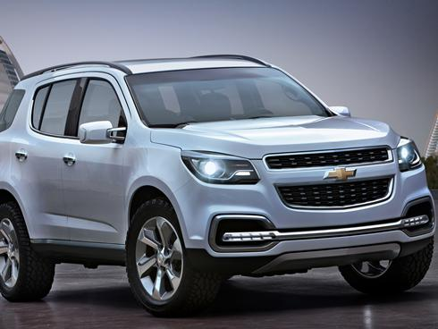 How refreshing. A real SUV -- diesel engine, body-on-frame, pickup ...