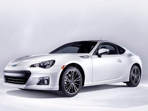 car playmate. Subaru just introduced its BRZ at the Tokyo Motor Show