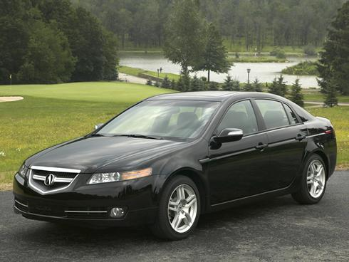 Acura on American Honda S Upscale Acura Brand Is Recalling 52 615 Tl Sedans