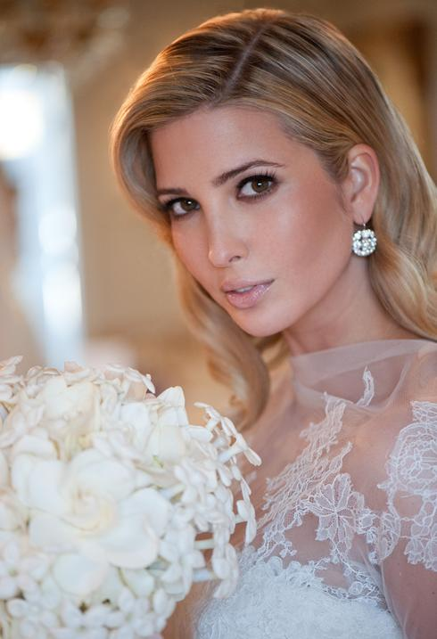 Wedding Dressup And Makeup : Ivanka Trump switched religions for love: Would you?