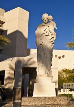 The Bishop of Phoenix called a 2009 procedure at St. Joseph's Hospital and Medical Center an abortion, and said it violated ethical and religious directives of the national Conference of Catholic Bishops.