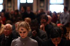 The beginning of Lent, Ash Wednesday, coming up March 9 this year, is traditionally celebrated with prayer and fasting leading up to Easter. Now some Christians are adding social service.