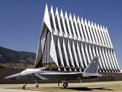 The Air Force has announced a review of the religious climate at its Academy in Colorado.
