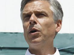 Republican presidential hopeful and former Utah Gov. Jon Huntsman is one of two Mormons running for the GOP nomination of president.Tthe Mormon Church has reminded its full time workers to steer clear of endorsements and donations in the election.