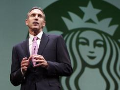 Starbucks CEO Howard Schultz has cancelled a scheduled speech at the annual Willow Creek leadership conference today amid charges that the Illinois megachurch has an anti-gay background.