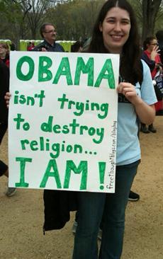 Reason Rally 2012
