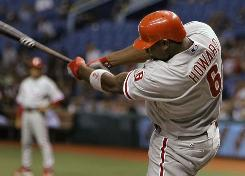 Ryan Howard defeated David Wright in the 2006 Home Run Derby. While Wright has been part of the myth of post-Derby power declines, Howard belted 30 more after his victory.