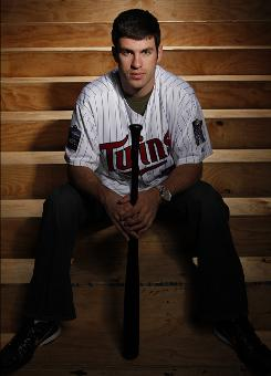 Twins catcher Joe Mauer is a popular first-round pick in drafts. But with no promise he'll deliver 28 homers again plus his penchant for missing time with injuries, it's a risk grabbing him early.