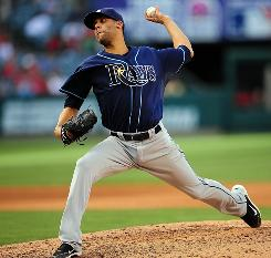 Rays left-hander David Price could be this year's version of the Francisco Liriano of 2006. He leads American League pitchers in wins (six) and in fantasy value ($29) so far this season.