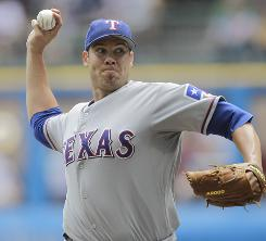 The Rangers' Colby Lewis has given fantasy owners a lift with a 7-4 record and a 3.07 ERA. Lewis played the last two seasons in Japan, leading the Central League in strikeouts both years.