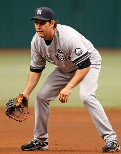 Lance Berkman will play first base occasionally for the New York Yankees, but his primary position will be as the DH against right-handed pitchers.