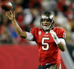 The Buccaneers have an outside shot at the playoffs and a chance to finish the season with 10 victories, making quarterback Josh Freeman a good fantasy play.