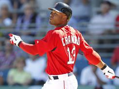 Carl Crawford was the most valuable fantasy player in the American League last season and, at $40, was the most expensive player in the AL LABR auction this season.