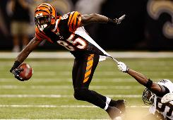 Chad Ochocinco's antics and poor 2008 have scared off some owners, but a healthy Carson Palmer could make the Bengals wide receiver relevant in fantasy again.