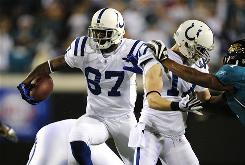 Will they or won't they? While it's possible the Colts will opt for resting players, owners probably should lean toward starting impact players like wide receiver Reggie Wayne in Week 16.