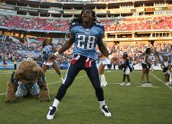 Tennessee Titans running back Chris Johnson should be the top pick, but opportunities exist no matter where you draft.