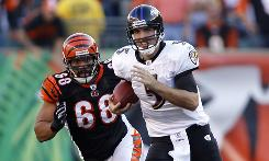 The Cincinnati Bengals swept the Baltimore Ravens last season, but expect Joe Flacco and friends to stay a step ahead in Week 2.
