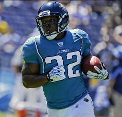 Jaguars running back Maurice Jones-Drew is off to a slow start and has yet to score a touchdown but an impatient fantasy owner might make him available.
