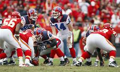 After two consecutive near misses, Ryan Fitzpatrick and the Bills will finally get their first win of the season in Week 9 against the Bears.