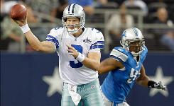 Jon Kitna has revived the Cowboys for now, but a tough schedule looms.