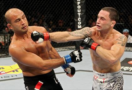 Edgar beats BJ Penn again, leaves no doubt at UFC 118
