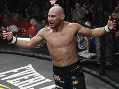 Rick Hawn has done nothing but win in two-and-a-half years as a professional fighter.