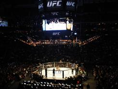 UFC drew an announced crowd of 12,619 on March 19 to the Prudential Center in Newark, where the Anthony Njokuani-Edson Barboza bout received the show's Fight of the Night award.