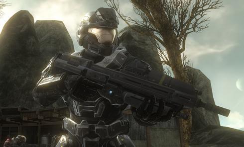 halo reach armor. shooter Halo: Reach.