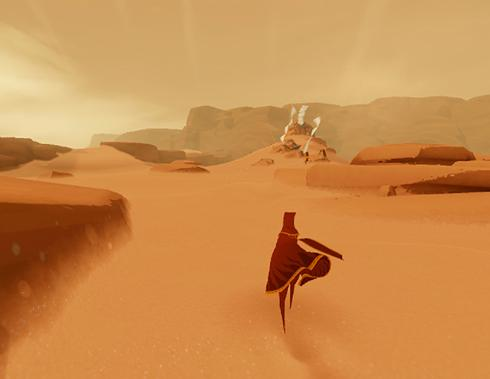 Journey Video Game Video Game 'journey'