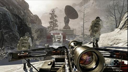 'Call of Duty: Black Ops' rakes in $360M on first day