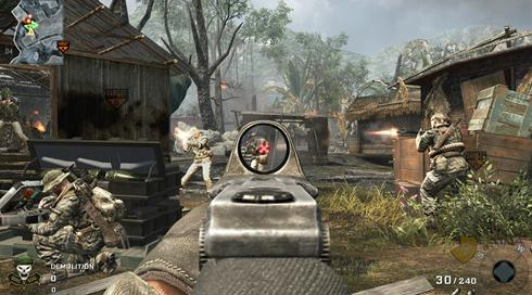 New maps coming to 'Call of Duty: Black Ops' in February