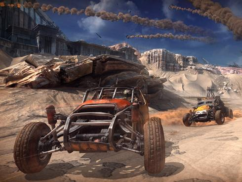 Rage Video Games Video Game 'rage'