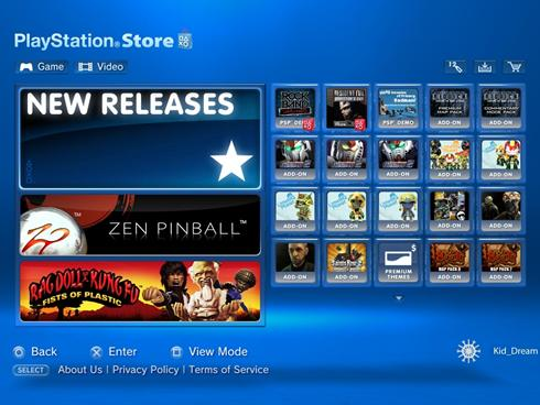 free games to  on playstation network