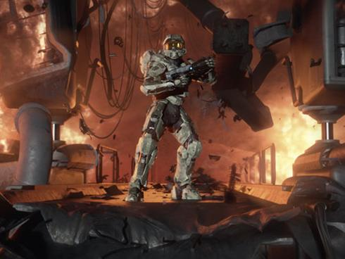 halo 4. Halo 4 is in development,