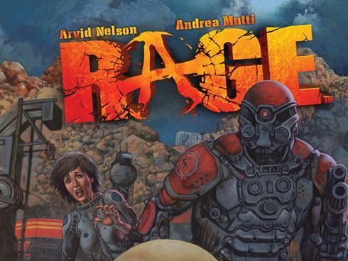Rage Comics Games Horse Comics Book 'rage'