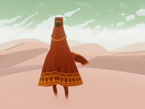 Journey Video Game Network Game 'journey'