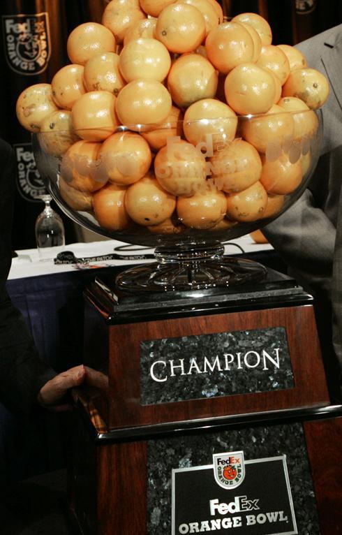 Ncaa Bowl Selection
