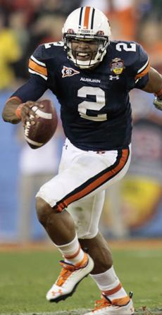 Won and done: Auburn QB Cam Newton to enter draft