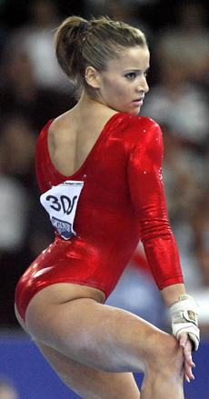 Alicia Sacramone Hot