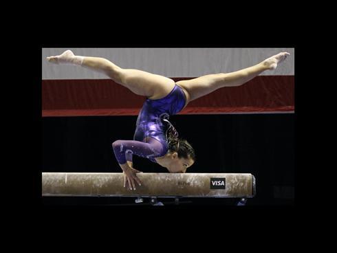 Alicia Sacramone Espn Body Issue