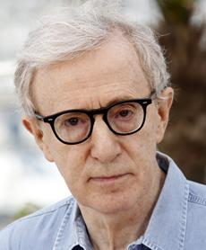 Woody Allen watched hoops instead of OSCARs