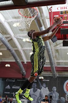 SHABAZZ MUHAMMAD Wins 2012 McDonald's All American Dunk Contest!! FULL Contest ...